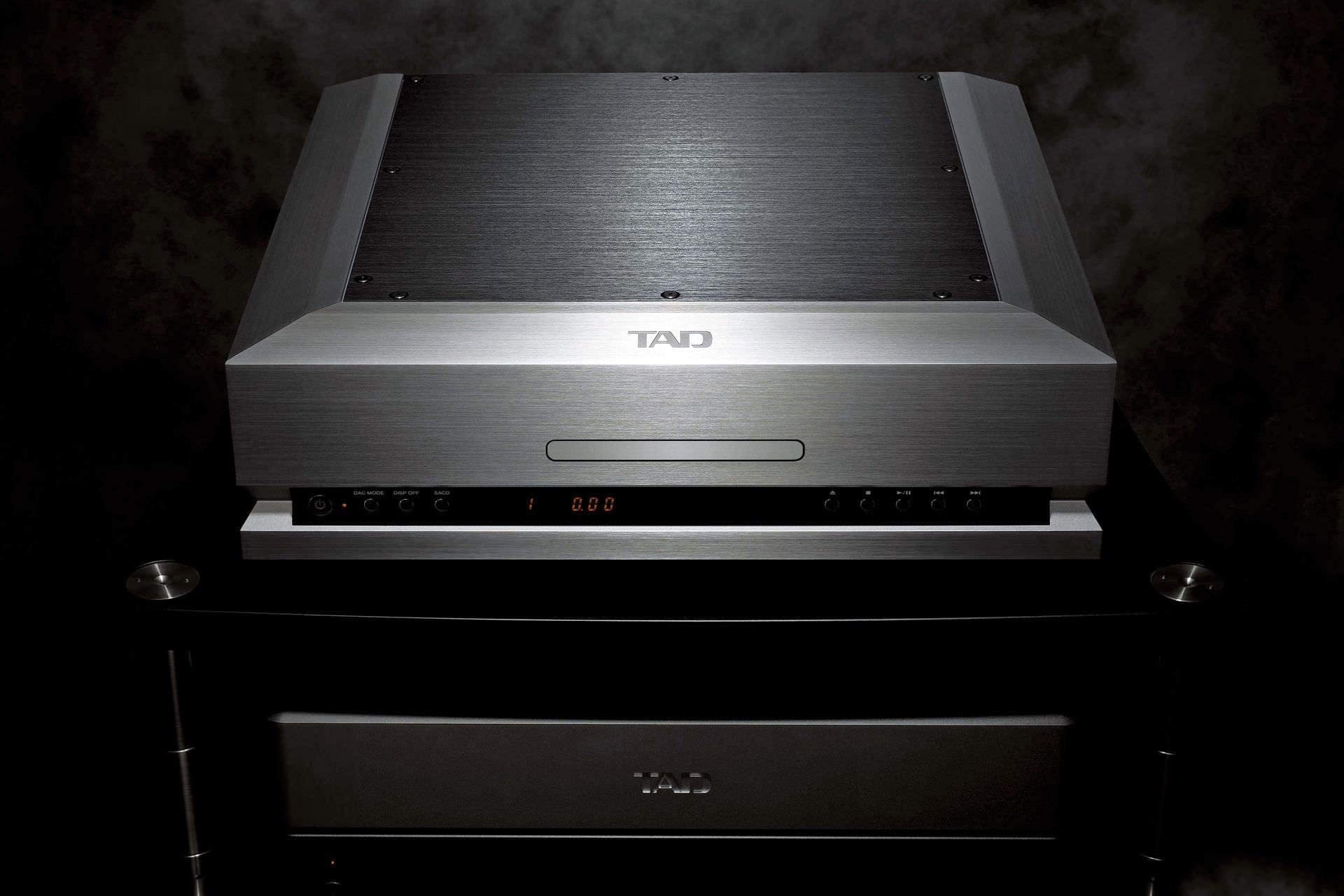 TAD D1000 mk2 und M2500 mk2