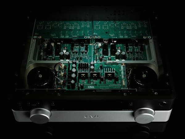 TAD C2000 Inside