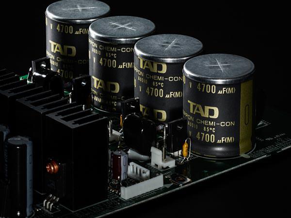 TAD C600 control circuit