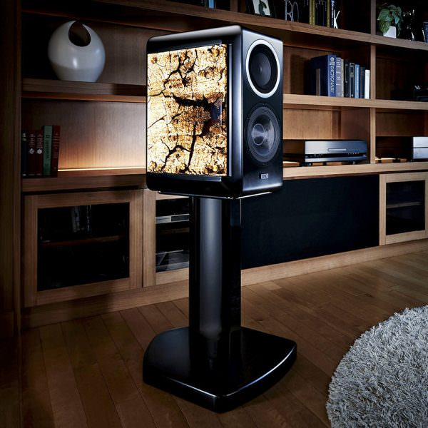 TAD CE1 Speaker Urushi Design black