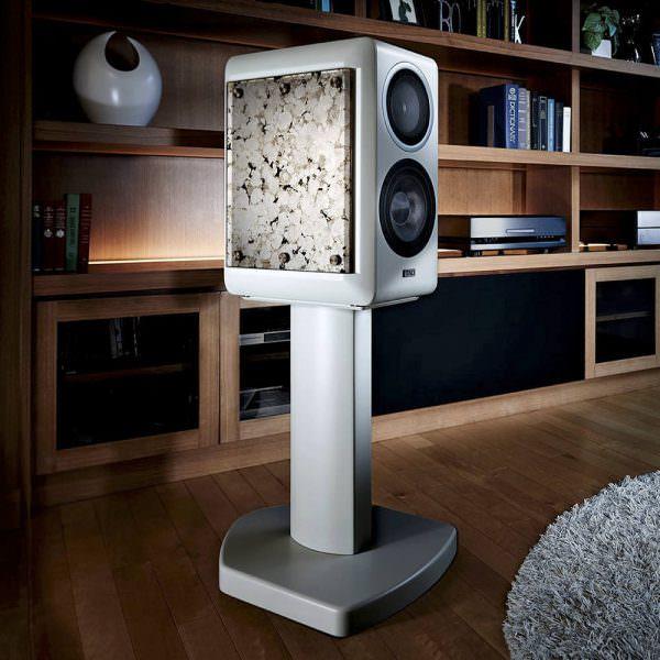 TAD CE1 Lautsprecher Urushi Design Weiß