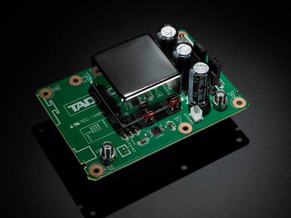 TAD D600 crystal oscillator