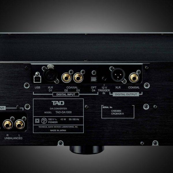 TAD DA1000 Digital/Analog Converter