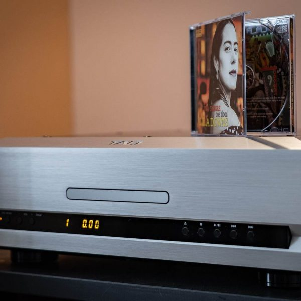TAD D1000 CD/SACD Player at Fink Fidelity