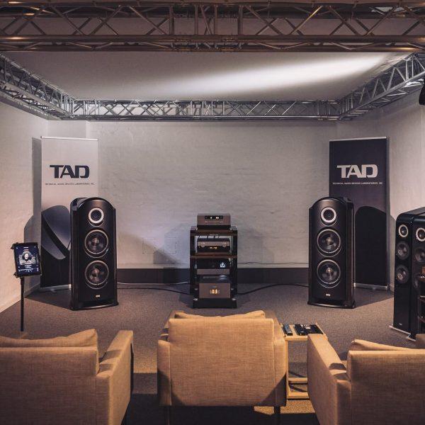 TAD Lautsprecher und Elektronik // HiFi Galerie