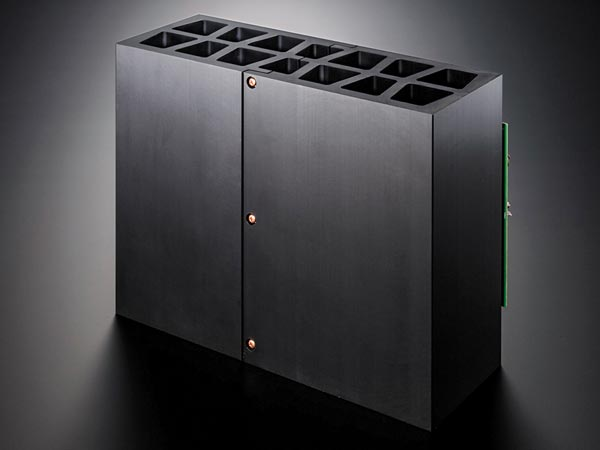 TAD M600 chimney-type heat sink