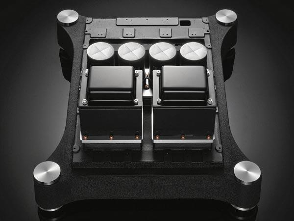 TAD M600 monocoque chassis
