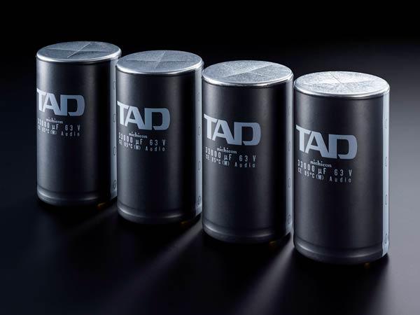 TAD M700 33.000µF capacitors