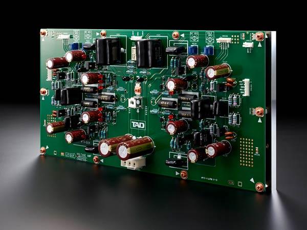 TAD M700 voltage amplification circuit