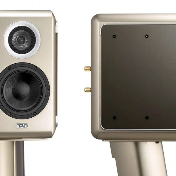 TAD ME1 Speaker Titanium High Gloss