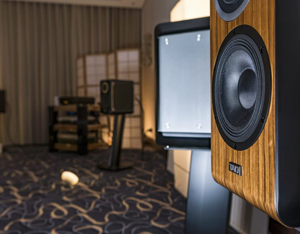 TAD Labs at the WestGerman HiFi Days 2017