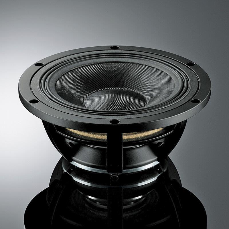 TAD Labs CE1 E1 Lautsprecher MACS Chassis